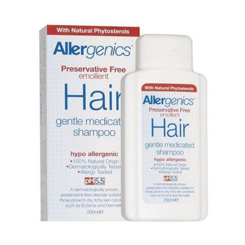 Allergenics Shampoo 250ml