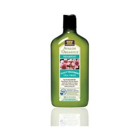 Tea Tree Scalp Treat Shampoo 325ml