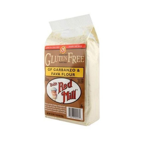 Bob'S Red Mill Gluten Free Garbanzo Flour 500g