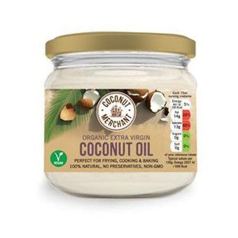 Coconut Merchant Coconut Oil 300ml
