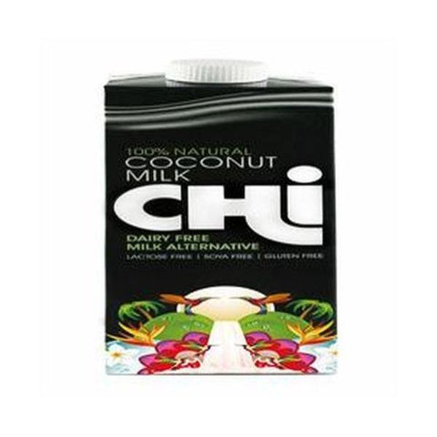 Chi 100% Natural Coconut Milk 1ltr