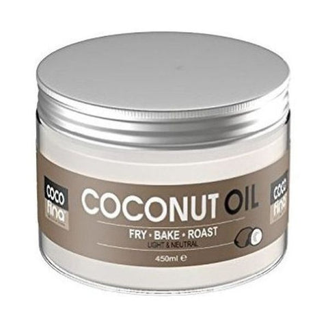 Cocofina Coconut Oil 450ml 450ml