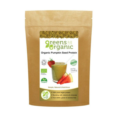 Golden Greens Organic Organic Pumpkin Protein Powder