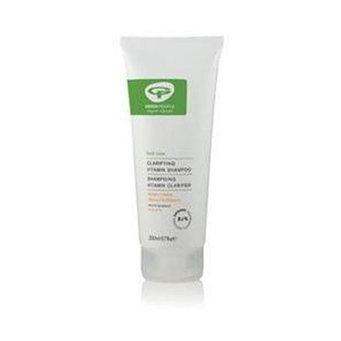 Green People Organic Clarifying Vitamin Shampoo 200ml
