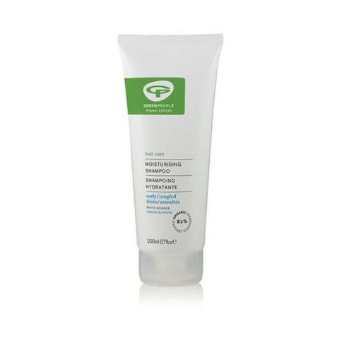 Green People Organic Moisturising Shampoo 200ml