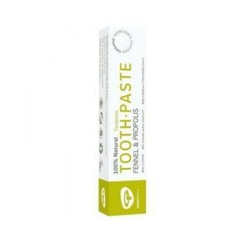 Green People Natural Fennel & Propolis Toothpaste 50ml