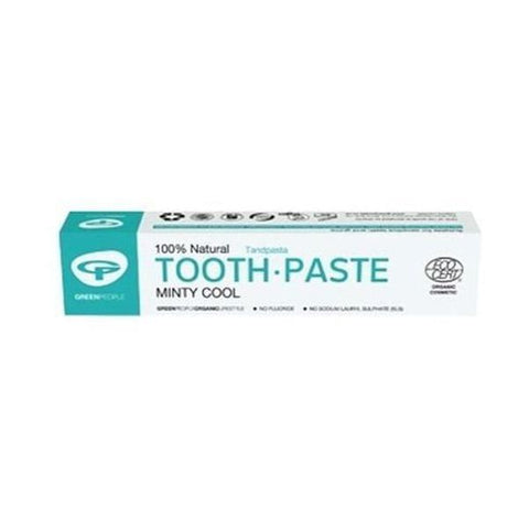 Green People Natural Mint Toothpaste 50ml