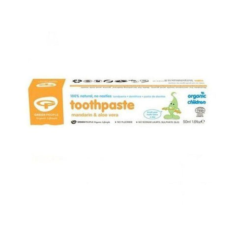 Childrens Mandarin Toothpaste 50ml