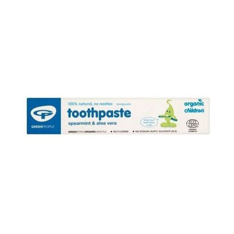 Childrens Spearmint Toothpaste 50ml