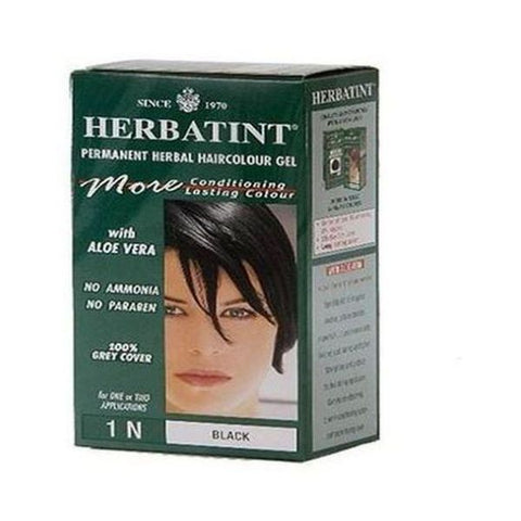 Black Hair Colour 1N 150ml