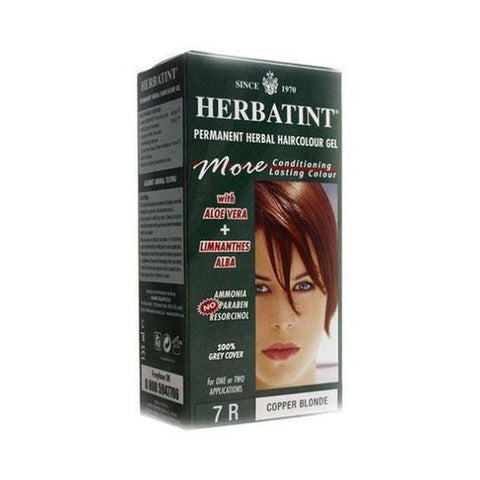 Copper Blonde Hair Colour 7R 150ml