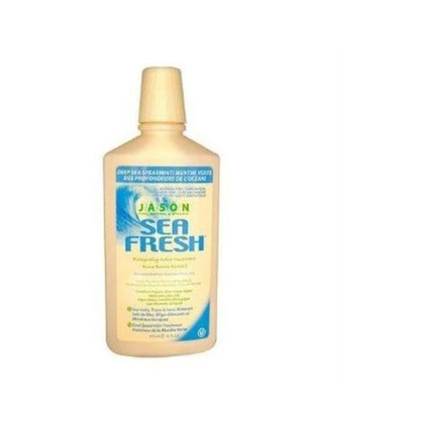 Jason Bodycare Sea Fresh Mouthwash 480ml