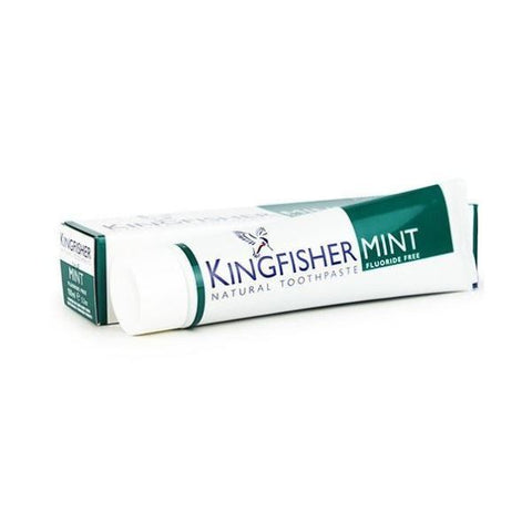Mint Fluoride Free Toothpaste 100ml