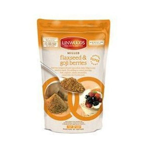 Organic Milled Flaxseed & Goji Mix 425g