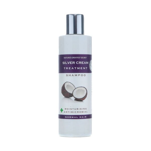 Silver Cream Shampoo 250 ML