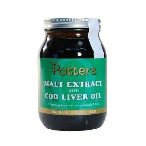 Malt Extract Cod Liver Oil 650g