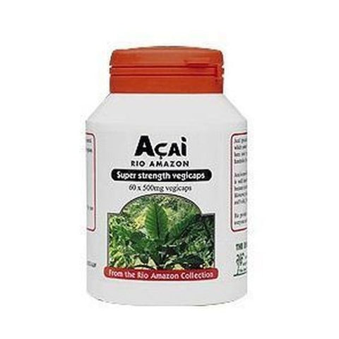 Acai 500mg 60 Vegicaps