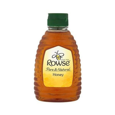 Rowse Upside Down Squeezable Pure Blossom Honey 340g