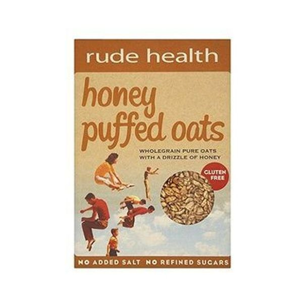 Honey Puffed Oats 240g