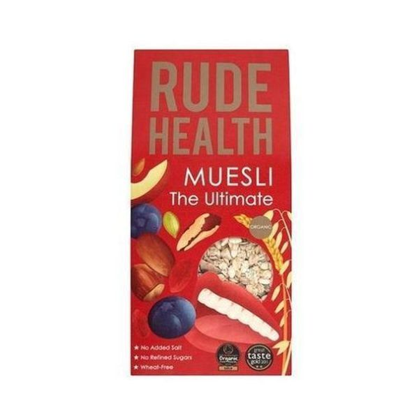 The Ultimate Muesli Organic 500g