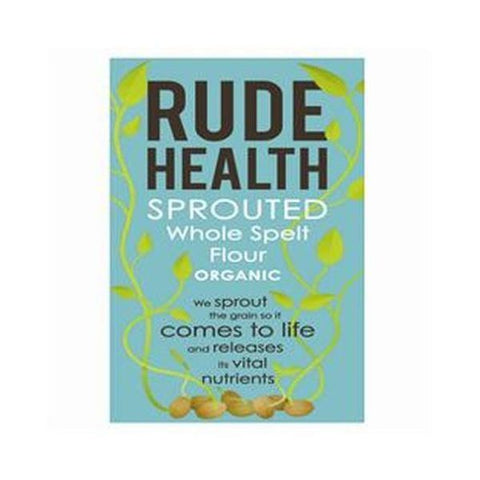 Rude Health Organic Sprouted Whole Spelt Flour 500g