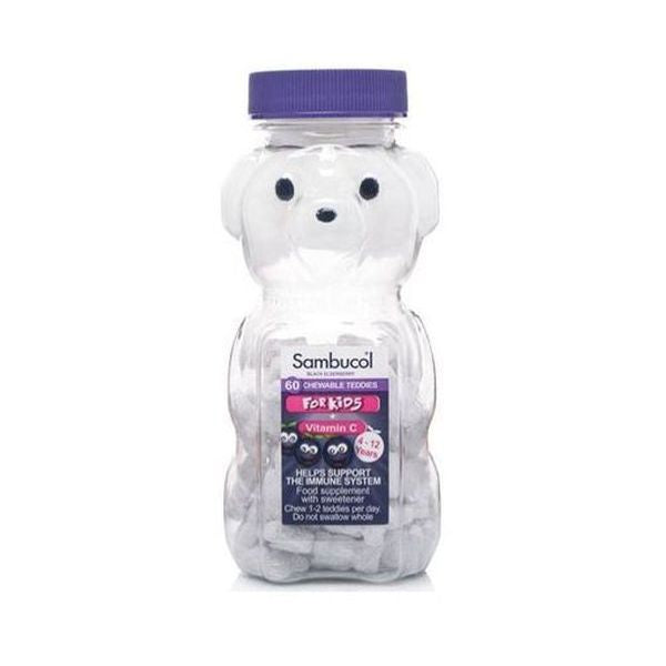 Sambucol Teddies 60chewables