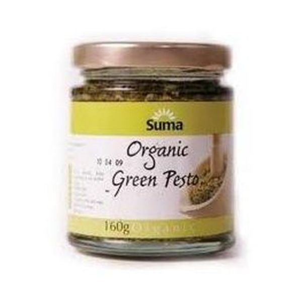 Suma Organic Vegan Green Pesto 160g