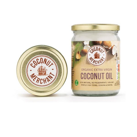 Coconut Merchant Coconut Oil 500ml