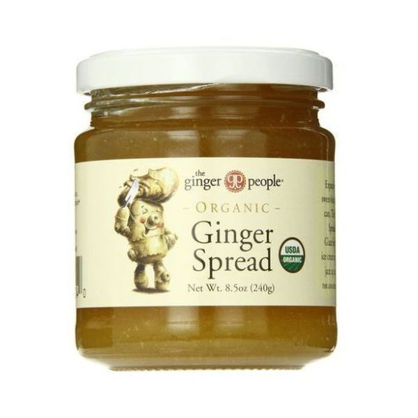 Organic Ginger Spread 240g