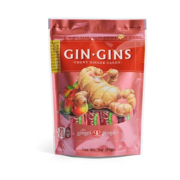 Spicy Apple Ginger Chews 84g