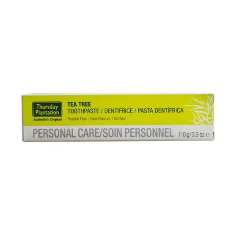 Toothpaste - Tea Tree 110 g