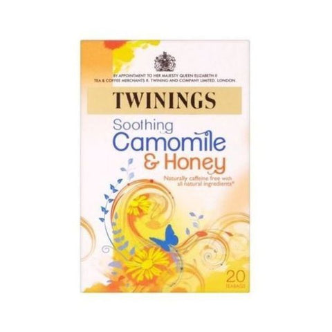 Twinings Camomile Honey & Vanilla 20bags