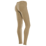 Remarkable Results Fit Contour Pockets Khaki Lifting Pants