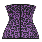 Ultra Fierce Violet 4 Bone Waist Shaper