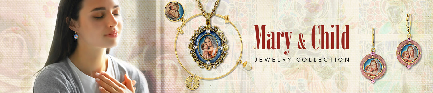 Mary And Child Jewelry Collection