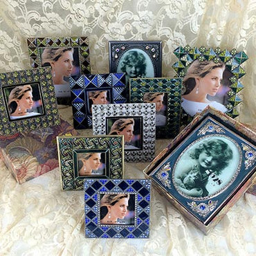 1928 Jewelry Picture Frames