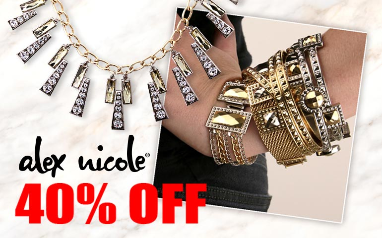 1928 Jewelry Alex Nicole 40% Off