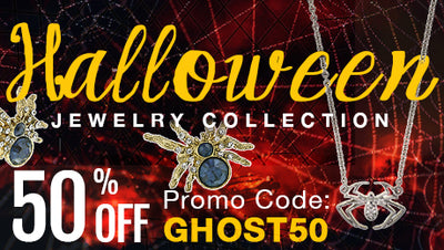 Halloween Jewelry On Sale!