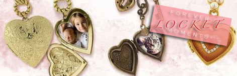 1928 locket jewelry collection