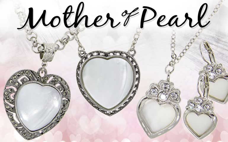 1928 Jewelry Mother of Pearl