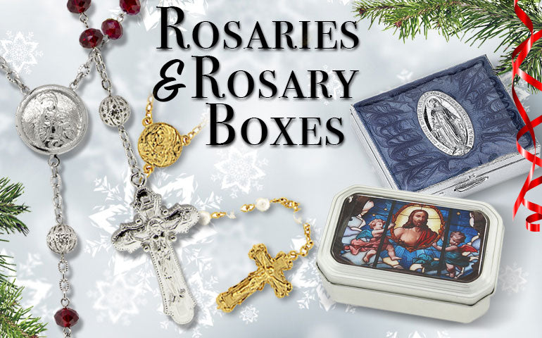 1928 Jewelry Rosaries
