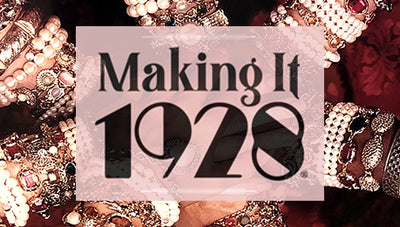 THE STORY OF 1928 JEWELRY
