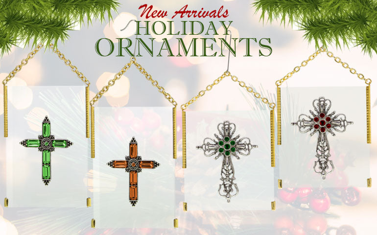 New Arrivals: Holiday Ornaments