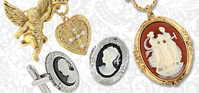 Vintage Inspired Lockets