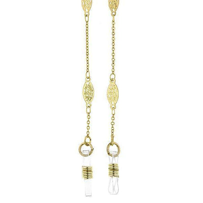Gold-Tone Chain Eyeglass Holder Necklace 30