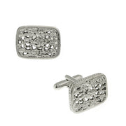 Filigree Rectangle Cufflinks