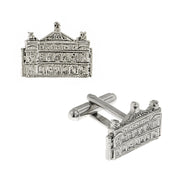14K Gold Dipped Manor House Cufflinks
