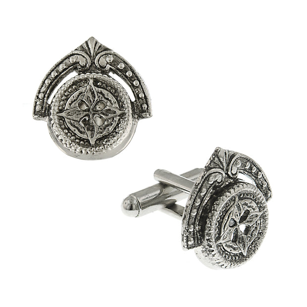 14K Gold Dipped Novelty Cufflinks
