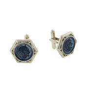 1928 Jewelry Cufflinks Gift Box