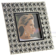 Textured Crystal Square Picture Frame 2X2